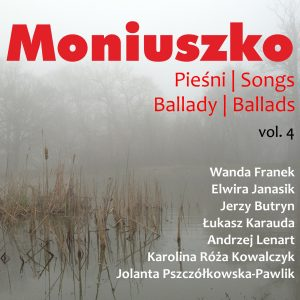 Moniuszko-Pieśni vol.4 2019 - jolanta Pszczółkowska-Pawlik