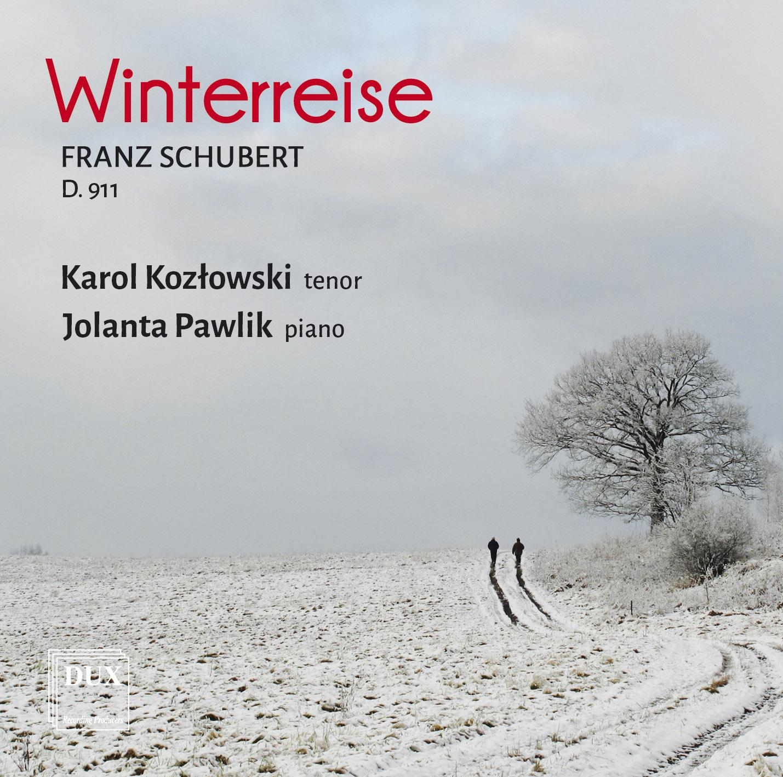 okładka płyty Winterreise premiera 28.09.2015