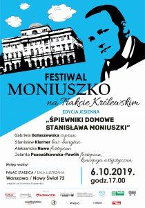 Śpiewki Domowe Stanisława Moniuszki
